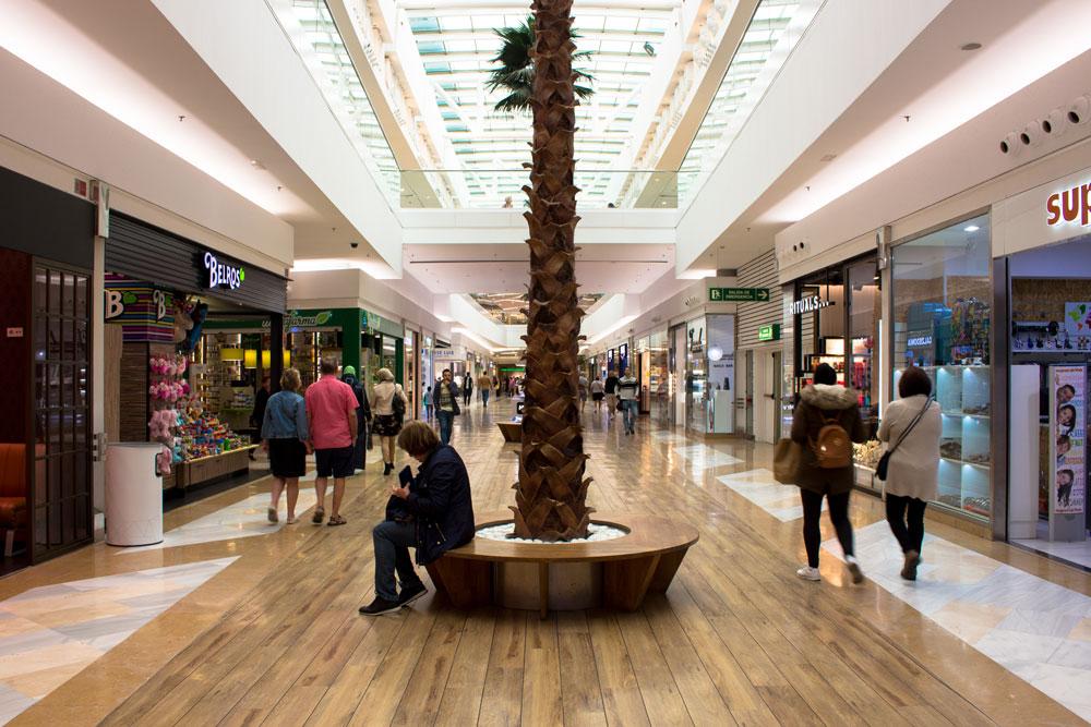 Centro comercial Parque Miramar